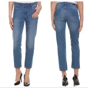 Kut from the Kloth Jessica Ankle Jeans Sz 4 ::KK20